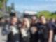 Toni und Familie bei Rammstein in München
