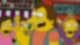 The Simpsons – Husbands and Knives clip2