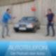 Auf Testfahrt: Audi e-tron GT