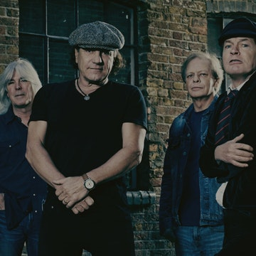 AC/DC mit Money Made